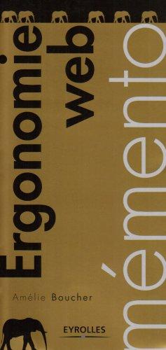 9782212123869: Ergonomie Web