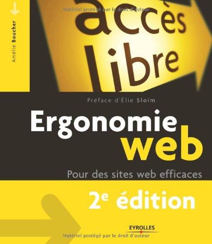 9782212124798: Ergonomie Web (French Edition)