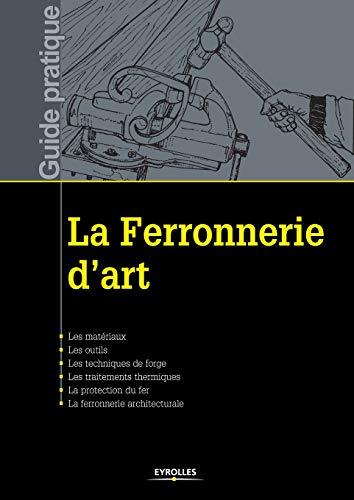 9782212125740: La ferronnerie d'art