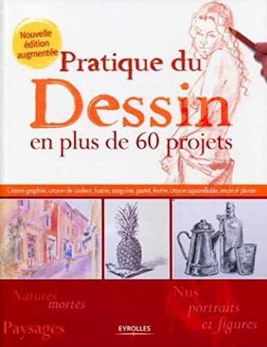 9782212126358: Pratique du Dessin en plus de 60 projets