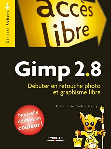 Gimp 2.8: Dimitri Robert