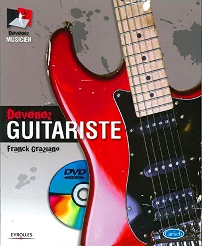Devenez guitariste (1DVD) (French Edition): Franck Graziano