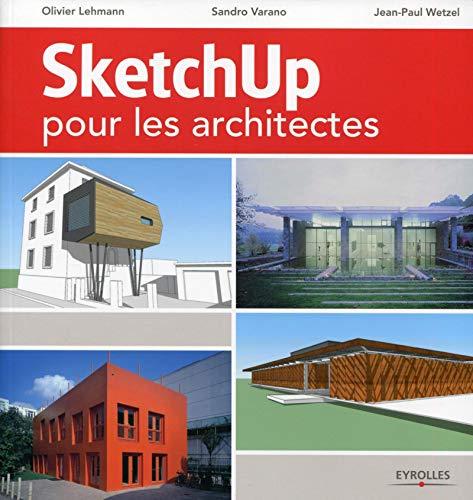 9782212127584: Sketchup pour les architectes
