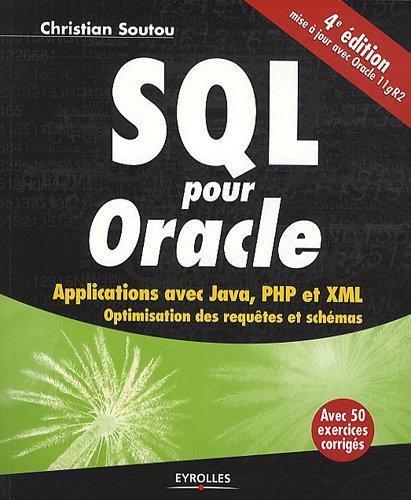 9782212127942: SQL pour Oracle
