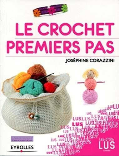 9782212128390: Le crochet : Premiers pas (Les p'tits lus)