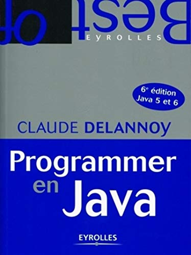 9782212128673: Programmer en Java (French Edition)