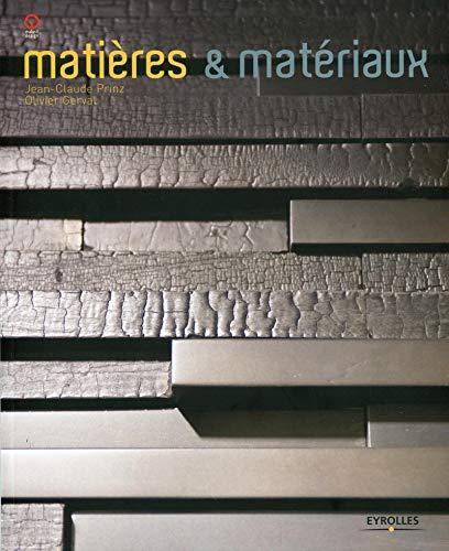 9782212129717: matieres et materiaux : mode, architecture, design