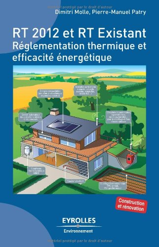 9782212129793: RT 2012 et RT existant (French Edition)
