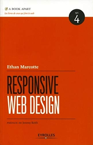 RESPONSIVE WEB DESIGN: MARCOTTE ETHAN