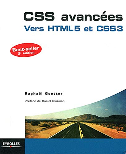 9782212134056: CSS avancées ; vers HTML5 et CSS3