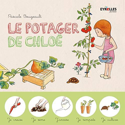 9782212136616: Le potager de Chlo�