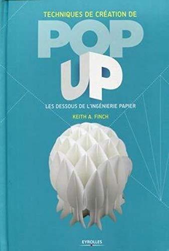 Techniques de création de pop-up: Keith Finch