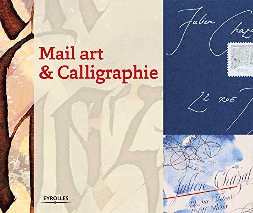 Mail art et calligraphie: Fonta Marguerite