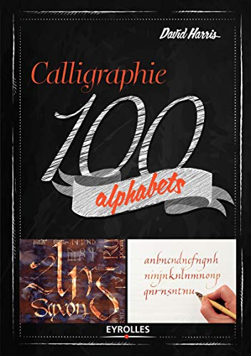 9782212139488: Calligraphie 100 alphabets