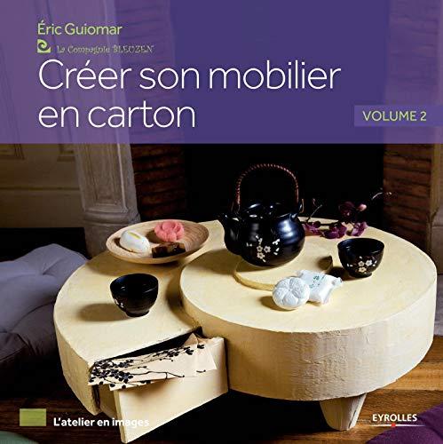 9782212140637: Créer son mobilier en carton : Volume 2