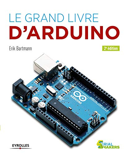 9782212141177: Le grand livre d'Arduino