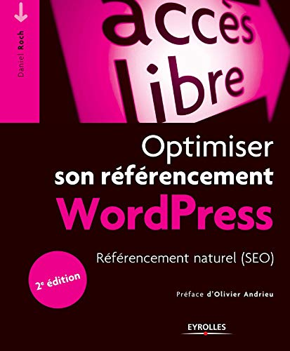 9782212141825: Optimiser son référencement WordPress : Référencement naturel (SEO)