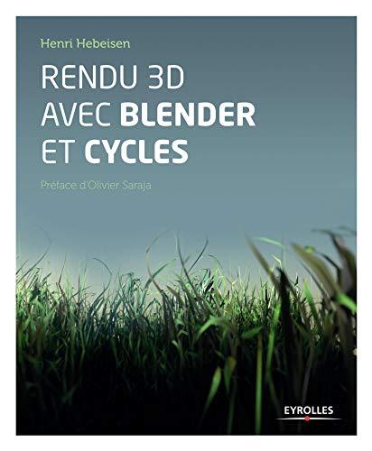 RENDU 3D AVEC BLENDER ET CYCLES: HEBEISEN HENRI