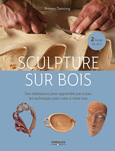 9782212142365: Sculpture sur bois : Des réalisations pour apprendre pas à pas - Les techniques pour créer à votre tour