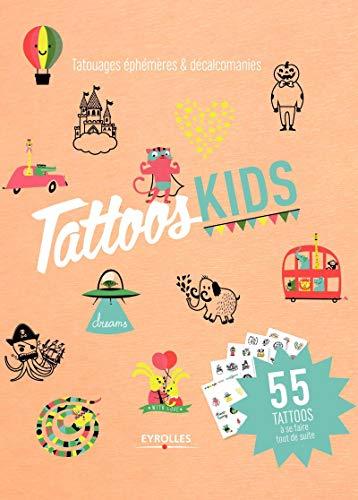 9782212143089: Tattoos kids