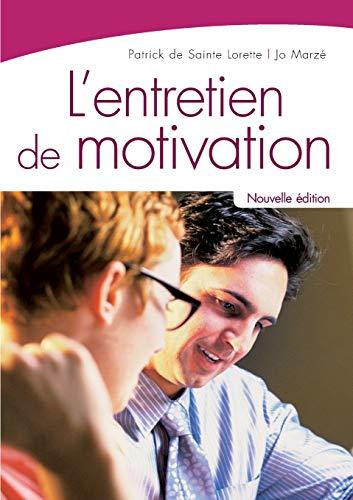 9782212537994: L'entretien de motivation