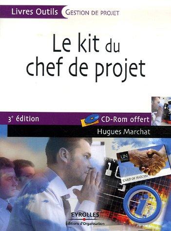 9782212538366: Le kit du chef de projet (1Cédérom)