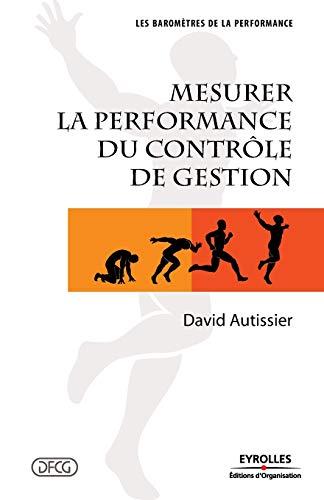 9782212538458: Mesurer la performance du contrôle de gestion