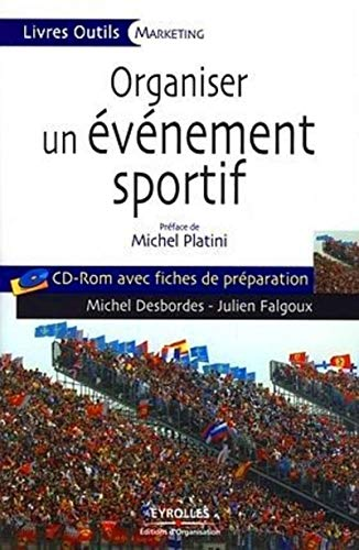 9782212538687: Organiser un événement sportif (1Cédérom)