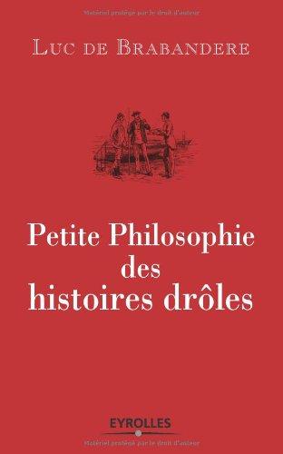 9782212538793: Petite Philosophie des histoires drôles
