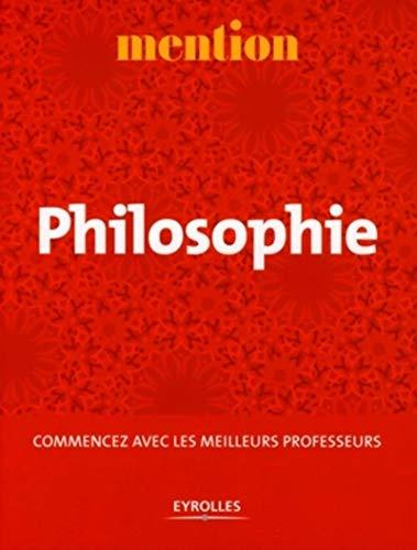 9782212538847: Philosophie : Commencez avec les meilleurs professeurs