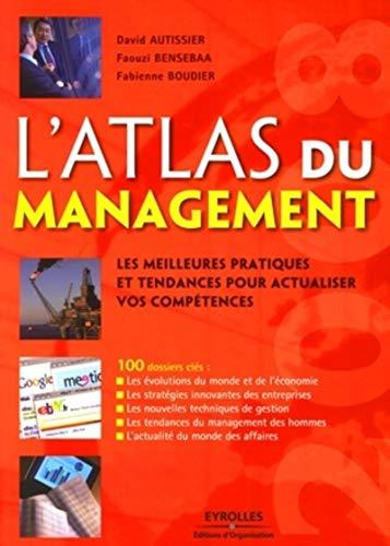 9782212539318: L'atlas du management : Les meilleures pratiques et tendances pour actualiser vos comp�tences