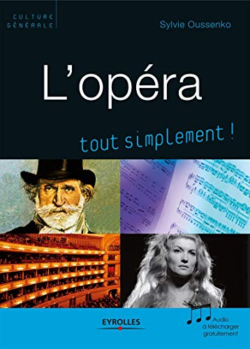 9782212539561: L'opéra (1CD audio) (French Edition)