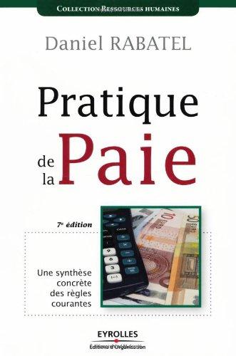 9782212540291: Pratique de la paie