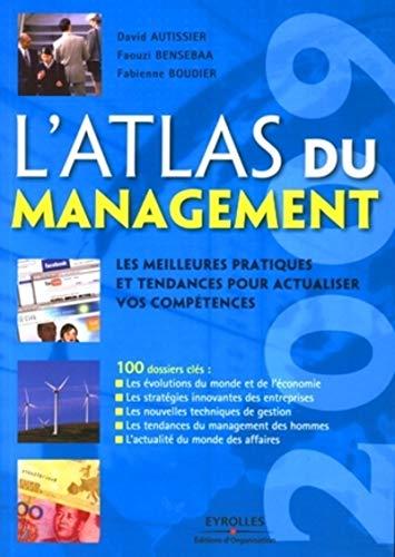 9782212541649: L'atlas du management : Les meilleures pratiques et tendances pour actualiser vos compétences