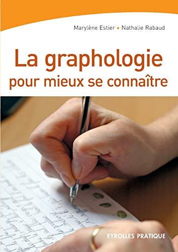 9782212542523: La graphologie pour mieux se conna�tre