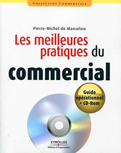 Les meilleures pratiques du commercial (French Edition): Pierre-Michel Do marcolino