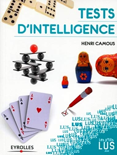 9782212543971: Tests d'intelligence (Les p'tits lus)