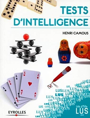 9782212543971: Tests d'intelligence