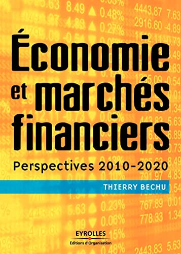 9782212544787: Economie et marchés financiers (French Edition)