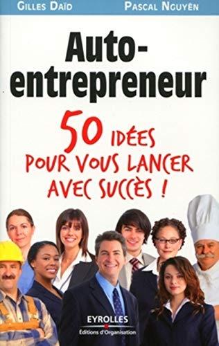 9782212544800: Auto-entrepreneur (French Edition)