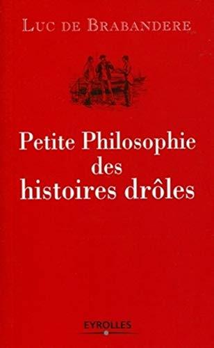 9782212545203: Petite philosophie des histoires drôles