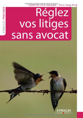 9782212546552: R�glez vos litiges sans avocat