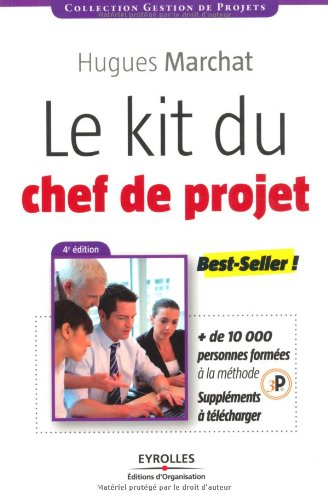 9782212547313: Le kit du chef de projet