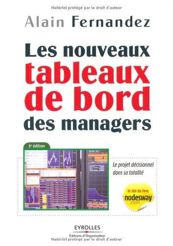 9782212548327: Les nouveaux tableaux de bord des managers (French Edition)