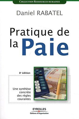 9782212552362: Pratique de la paie
