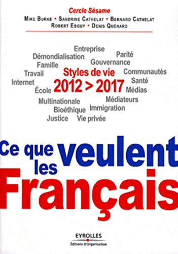 2012-2017 (French Edition)