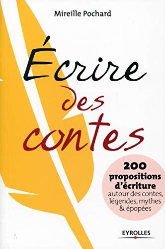 ecrire des contes: Mireille Pochard