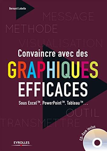 9782212553994: Convaincre avec des graphiques efficaces : Sous excel TM, powerpoint TM, tableau TM