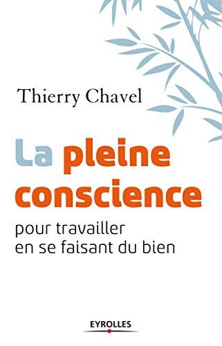 PLEINE CONSCIENCE POUR TRAVAILLER EN SE FAISANT DU BIEN (LA): CHAVEL THIERRY