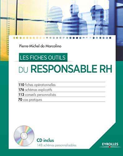 FICHES OUTILS DU RESPONSABLE RH (LES): DO MARCOLINO PIERRE-MICHEL